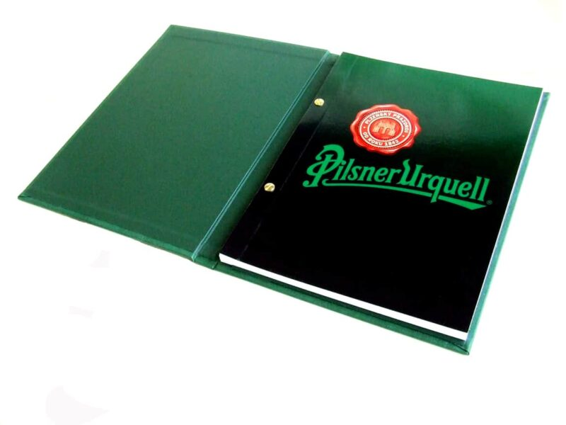 Post Screw Presentation Binders