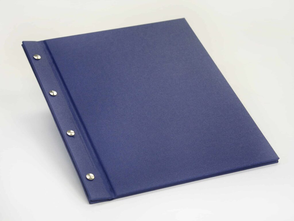 Types Of Book Cover Material : Buckram cloth exposed screw binding covers rs bookbinders