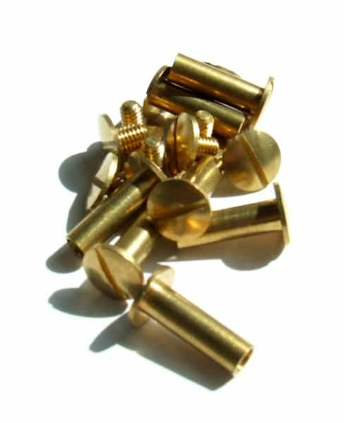 Accessories Brass Screws, Brass