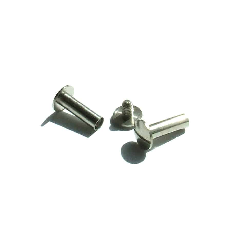 Accessories Nickel Screws
